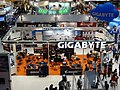 Gigabyte Technology booth, Softex Taipei 20170409b.jpg