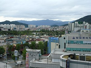 Gimhae - West-side Gimhae
