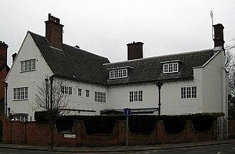 Stoneygate - Image: Gimson White House Leicester