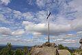 Gipfelkreuz am Nebelstein 2016-08.jpg