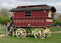 Gipsy caravan, Fishers Farm - geograph.org.uk - 238741.jpg