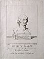 Giuseppe Piazzi. Line engraving by Bossi, 1818, after V. Vil Wellcome V0004654.jpg