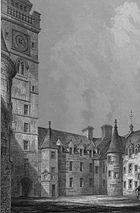 Glasgow -old- university