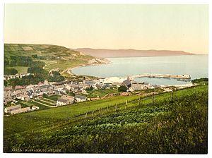 Glenarm - Glenarm, ca. 1895