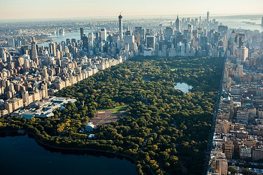 Global Citizen Festival Central Park New York City from NYonAir (15351915006)