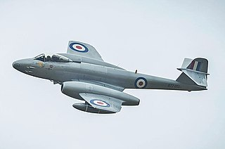 Gloster Meteor Britains first jet fighter, 1943-1980s