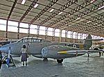 Gloster Meteor T.7 WA591 2015.10.04 Baginton RAF Driffield Badge.jpg