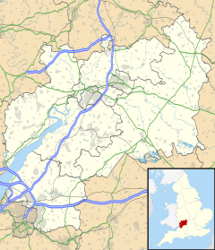 Broadwell is located in Gloucestershire