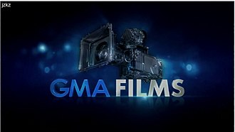 GMA Pictures - GMA Films logo used from 2015 until 2016.