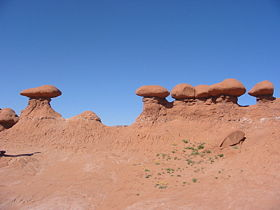 Image illustrative de l'article Parc d'État de Goblin Valley