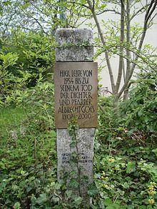 deutscher schriftsteller gestorben 2000