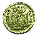 Gold Solidus of Gratian - reverse YORYM 2001 12462.jpg