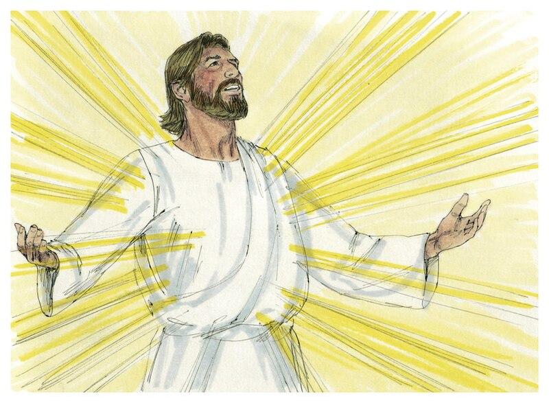 Berkas:Gospel of Matthew Chapter 17-2 (Bible Illustrations by Sweet Media).jpg