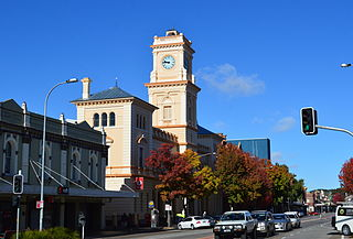 Goulburn, New South Wales City in New South Wales, Australia