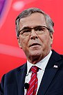 Governor of Florida Jeb Bush at Conservative Political Action Committee CPAC 2015 in National Harbor, Maryland by Michael Vadon 08.jpg