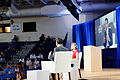 Governor of Louisiana Bobby Jindal at New Hampshire Education Summit The Seventy-Four August 19th, 2015 by Michael Vadon 04.jpg