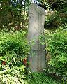 Grabstätte Karl Heinz Stroux, Düsseldorf Nordfriedhof, 2015.jpg
