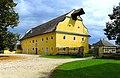 Grafenstein Schloss 2 Wirtschaftsgebäude beim Schloss 09082011 244.jpg