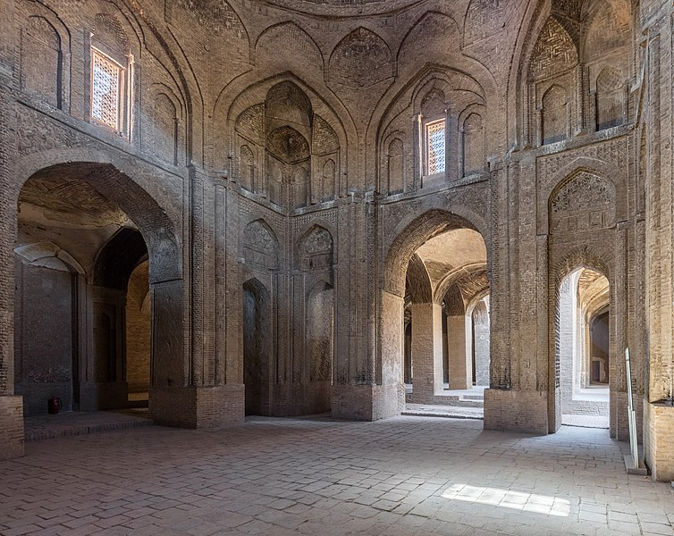 Ficheiro:Gran Mezquita de Isfahán, Isfahán, Irán, 2016-09-20, DD 49-51 HDR.jpg