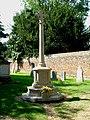Grantchester war memorial - geograph.org.uk - 47386.jpg