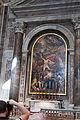 Grave of Blessed Pope John Paul II, St. Peters Basilica, Vatican (5790184672).jpg