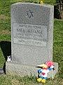 Gravestone of Mel Blanc - Hollywood Forever Cemetery - Hollywood - California - USA (47203488131).jpg