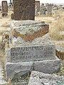 Gravestones and Khatchkars in Noraduz Cemetery 27.jpg