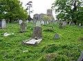 Great Brington churchyard from the east - geograph.org.uk - 446918.jpg