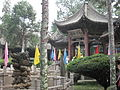 Great Mosque of Xi'an, view.JPG