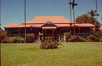 Walkerston, Queensland - Greenmount Homestead, Walkerston
