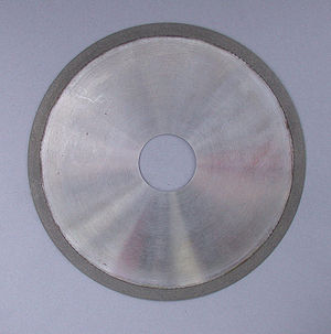 Grinding wheel - Diamond wheel