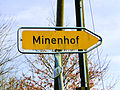 Groß Gievitz Wegweiser nach Minenhof 2013-03-06 31.JPG