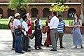 Guided Visitors - Taj Mahal Complex - Agra 2014-05-14 3740.JPG