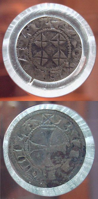 William X, Duke of Aquitaine - Coin of William X 0,890g.