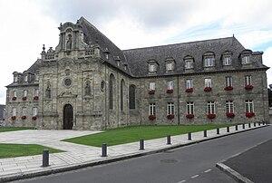 Guingamp - Guingamp's Town Hall