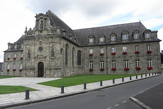 Guingamp Subprefecture and commune in Brittany, France
