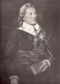 Gustaf Murray 19th-century Swedish bishop