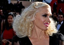 Photograph of Gwen Stefani
