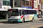 Gyeongsangnamdo Bus 284 - Hyundai - Aero City(CNG) - Jinnyangho Road,Jinju (16670087571).jpg