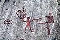 Hällristningar skålgropare Tanum 120 1.jpg