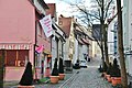 Häuser an der Untereren Gasse in Böblingen mit Restaurant Hot Pot - panoramio.jpg