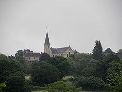 Héloup (61) Village 01.jpg