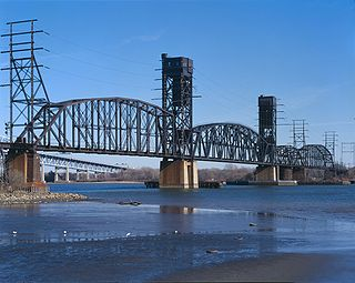 Delair Bridge railroad bridge