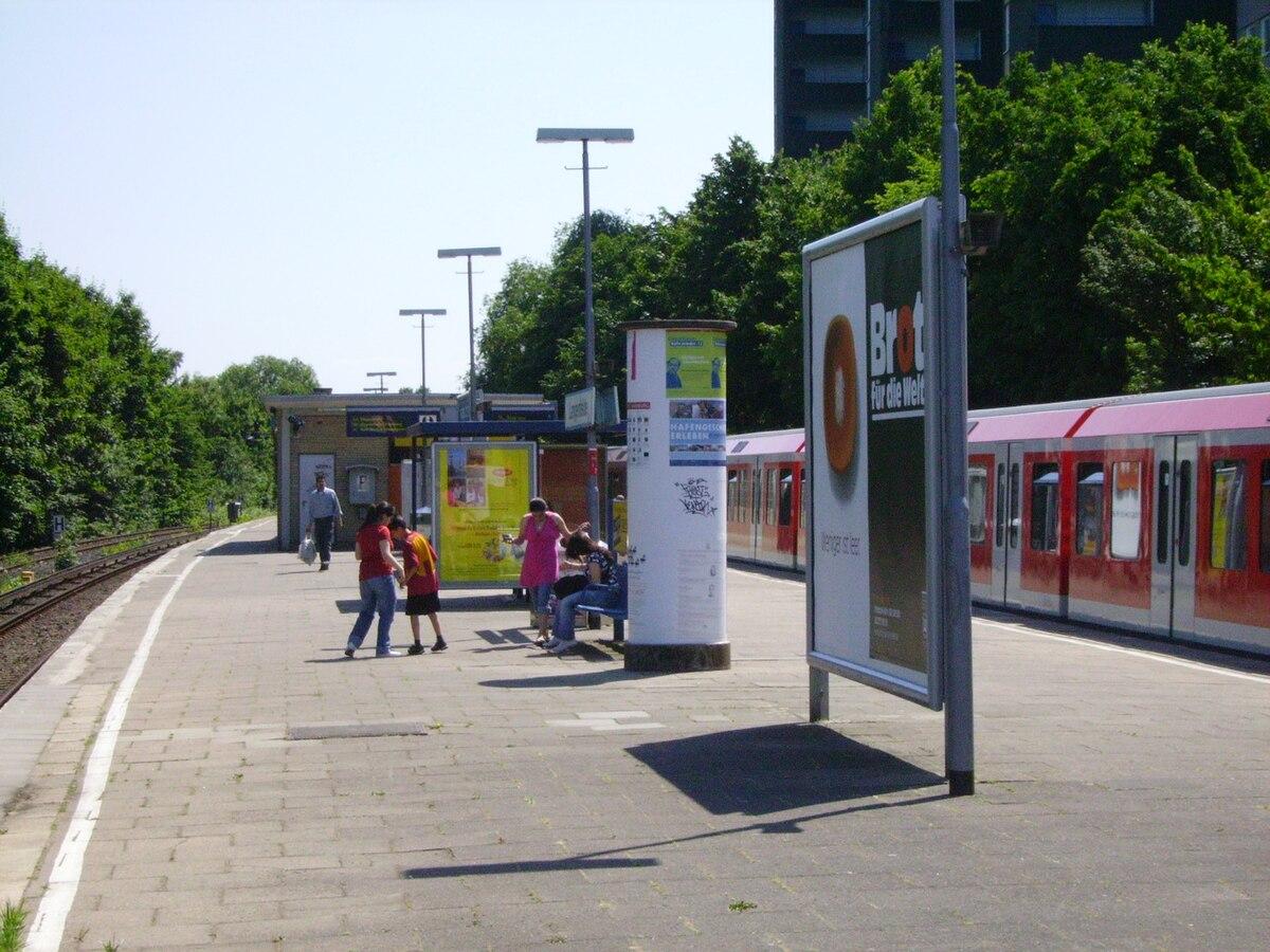 Hamburg Langenfelde