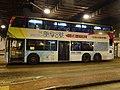 HK CWB 天后站公共運輸交匯處 Tin Hau Station Public Transport Interchange night May-2016 DSC KMBus 968 body ads The Spectra.JPG