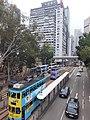 HK CWB 銅鑼灣 Causeway Bay 高士威道 Causeway Road traffic jam April 2021 SS2 02.jpg