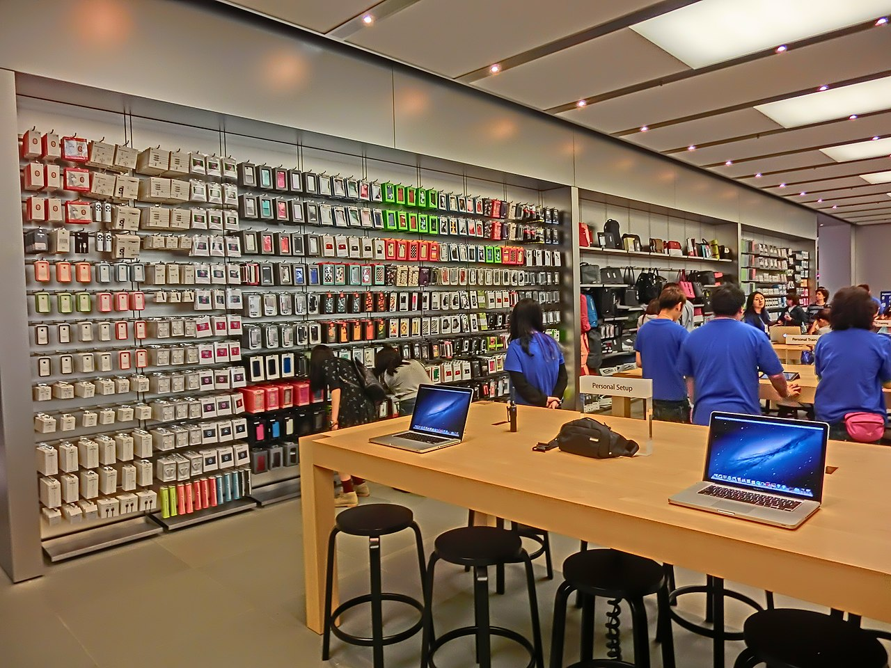 stores that sell apple products