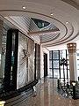 HK WCN Wan Chai North Central Plaza lift lobby April 2021 SS2 02.jpg