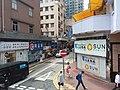 HK WC tram view 灣仔 Wan Chai 莊士敦道 Johnston Road September 2019 SSG 24.jpg