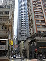 HK Wan Chai 灣仔 皇后大道東 Queen's Road East view north 船街 Ship Street J Residence.jpg